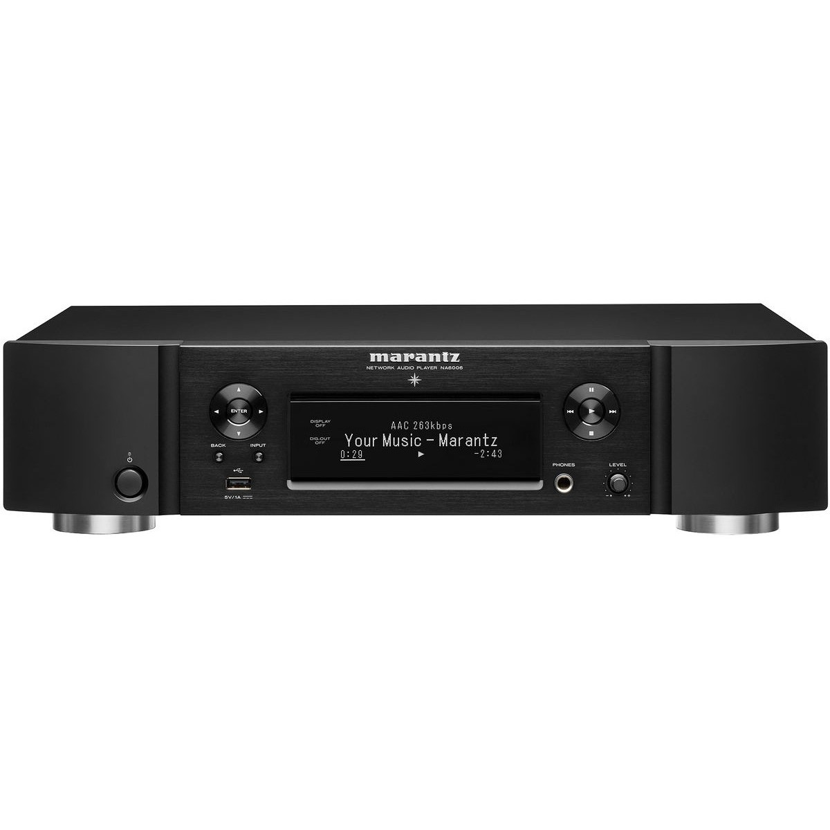 Marantz NA6006 Network Audio Player | NA6006 |